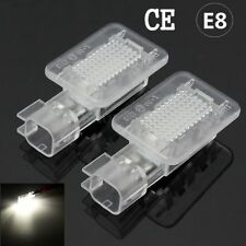 Pair 18 LED Footwell Boot Under Door Courtesy Light Lamp For Volvo C30 V70 XC70