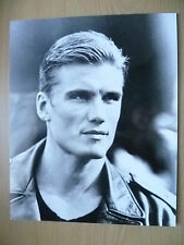 Unsigned Press Photos(8 x 10)- DOLPH LUNDGREN ~ 7939