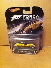 HOT WHEELS DIECAST - Forza Motorsport - 73 Ford Falcon XB 1/5 - Combined Postage
