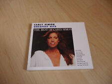 CD Carly Simon - The Best of Carly Simon - Greatest Hits - 11 Songs