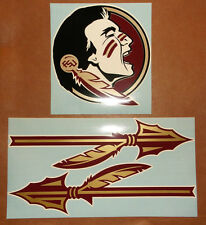 Florida State Seminoles FSU decal - sticker - NEW LOGO