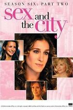 Brand New DVD Sex and the City:The Complete Sixth Season Part Two Kim Cattrall