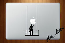 Macbook Air Pro Vinyl Skin Sticker Decal -  Painter Job  #MAC097