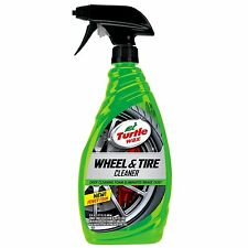 Turtle Wax ALL WHEEL & TIRE CLEANER Powerful Remove Brake Dust SPRAY 1 Easy Step