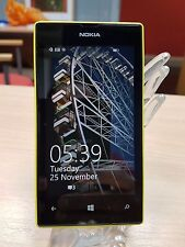 Nokia Lumia 520 - 8GB - Yellow (Unlocked) Smartphone ~Excellent Condition~