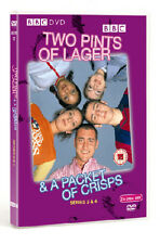 Two Pints of Lager & a Packet of Crisps - Series 3 & 4  DVD Natalie Casey, Will