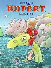The RUPERT BEAR ANNUAL 2016  Brand New Gift-Wrapped FREE