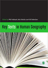 Key Texts in Human Geography-ExLibrary