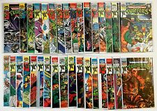 Teenage Mutant Ninja Turtles Adventures: # 1 - 33 Comic Lot (1988, Archie) VF/NM