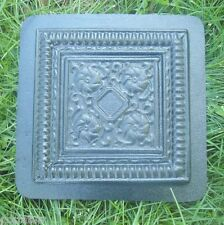 gostatue fancy edge tuscan tile mold plastic concrete mold plaster mold mould