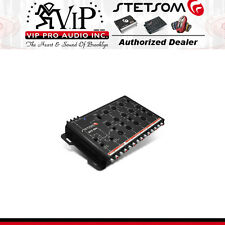 Stetsom STX-104 Crossover 5-Way Crossover 9v Output High Power Handling & SPL