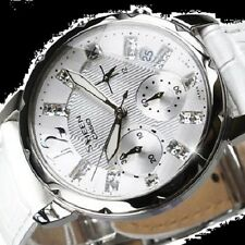 Imported Casio Sheen Chronograph SHN-5010L-7AV White Dial Women Watch