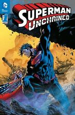 SUPERMAN UNCHAINED # 1 VARIANT 1 JIM LEE - NEUE DC UNIVERSUM - PANINI 2014