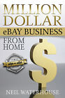 New How to Make Money on eBay Book Neil Waterhouse Online Home Business Sell
