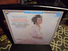 Renata Scotto Madama Butterfly Lorin Maazel LP 1981 CBS Half Speed DOMINGO
