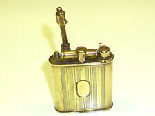 PARK SHERMAN 18K GOLD PLATE LIFTARM LIGHTER - FEUERZEUG - 1930 - MADE IN U.S.A.