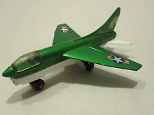 Matchbox - Sky Busters SP 2 CORSAIR A7D USA Jet in Green w/stickers  New w/o Box