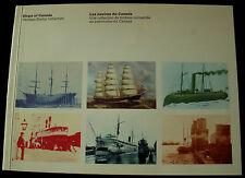 1978 SHIPS OF CANADA Thematic Collection #13 with MNH stamps
