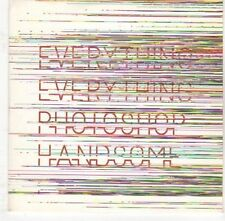 (EJ573) Everything Everything, Photoshop Handsome - 2011 DJ CD
