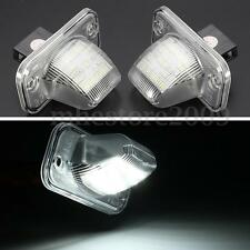 2x Error Free 18 LED Number License Plate Light For VW T4 Transporter 1990-2003