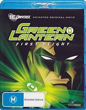 GREEN LANTERN : FIRST FLIGHT   -  Blu Ray - Sealed Region B