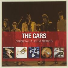 The Cars ORIGINAL ALBUM SERIES Box Set CANDY-O Heartbeat City NEW SEALED 5 CD