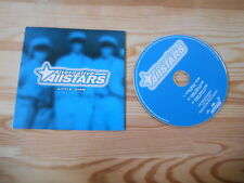 CD Punk Alternative Allstars - Little Bird (3 Song) Promo BMG GUN Grabke