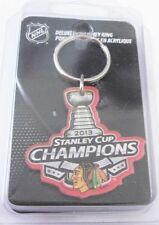 2013 Chicago Blackhawks Stanley Cup Champions Bottle Opener Keychain Key Ring