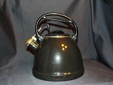 Vintage M. Kamenstein Black Tea Kettle