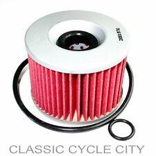 Honda CBX 1000 CB1 Pro Link Ölfilter + O-Ringe Oil Filter Element + O-Rings