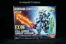 BANDAI FW GUNDAM CONVERGE EX06 FULL ARMOR KNIGHT GUNDAM FIGURE