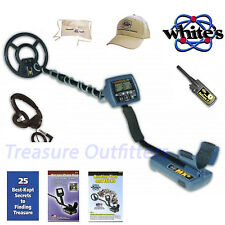 Whites MX5 Metal Detector with FREE Starter Kit, Bullseye II and Free Shipping!