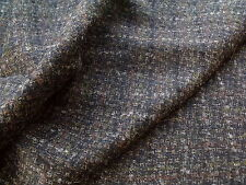 Wool / Mohair Fancy Boucle Tweed Fabric 2.5 metre