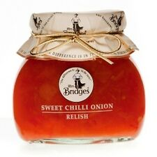 Mrs Bridges Traditional Sweet Chilli Onion Relish - Made in Scotland