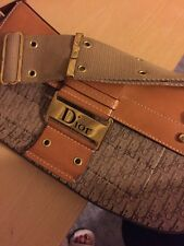 Christian Dior Bag In Beige