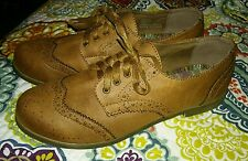 Brand New Sugar Brown Oxfords Women's 9.5 (Fit like a 9)