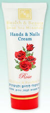Health & Beauty H&B Dead Sea Hands & Nails Cream Roses