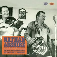 NATHAN ABSHIRE - MASTER OF THE CAJUN ACCORDIAN - CDCDH 1348