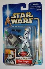 Star Wars Saga Attack of the Clones Republic Gunship Pilot Clone Trooper MOSC