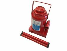 50 TON HYDRAULIC BOTTLE JACK HEAVY DUTY TRUCK SHOP EQUIPMENT AUTOMOTIVE TOOL