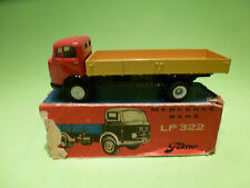 TEKNO DENMARK -  MERCEDES LP 322  -  IN BOX  -    RARE SELTEN IN GOOD CONDITION