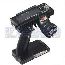Flysky FS-GT3B 2.4G 3CH Transmitter With Receiver With Fail-Safe