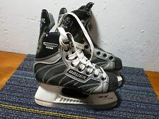 Bauer Supreme 2090 Junior Ice Hockey Skates Size 2 D Jr Very Good Pre Owned!