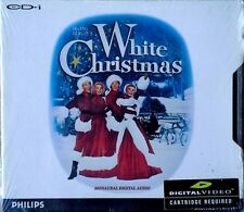 IRVING BERLIN'S - WHITE CHRISTMAS - PHILIPS CD-i - DIGITAL VIDEO - STILL SEALED