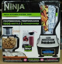 Ninja Mega Kitchen System 1500 Food Processor Blender BL773CCO