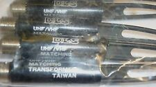 INDOOR UHF/VHF MATCHING TRANSFORMERS/ 10 PIECES (qzty)
