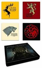 Game of Thrones Sigil Coasters Set (2012, Other)