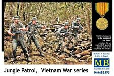MasterBox MB3595 1/35 Jungle Patrol Vietnam War Series