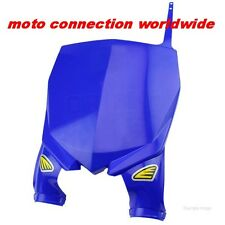 CYCRA FACTORY TYPE FRONT NUMBER BOARD BLUE FOR YAMAHA YZF250 YZF450 15-17