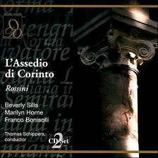 G. Rossini, L'Assedio Di Corinto, Excellent